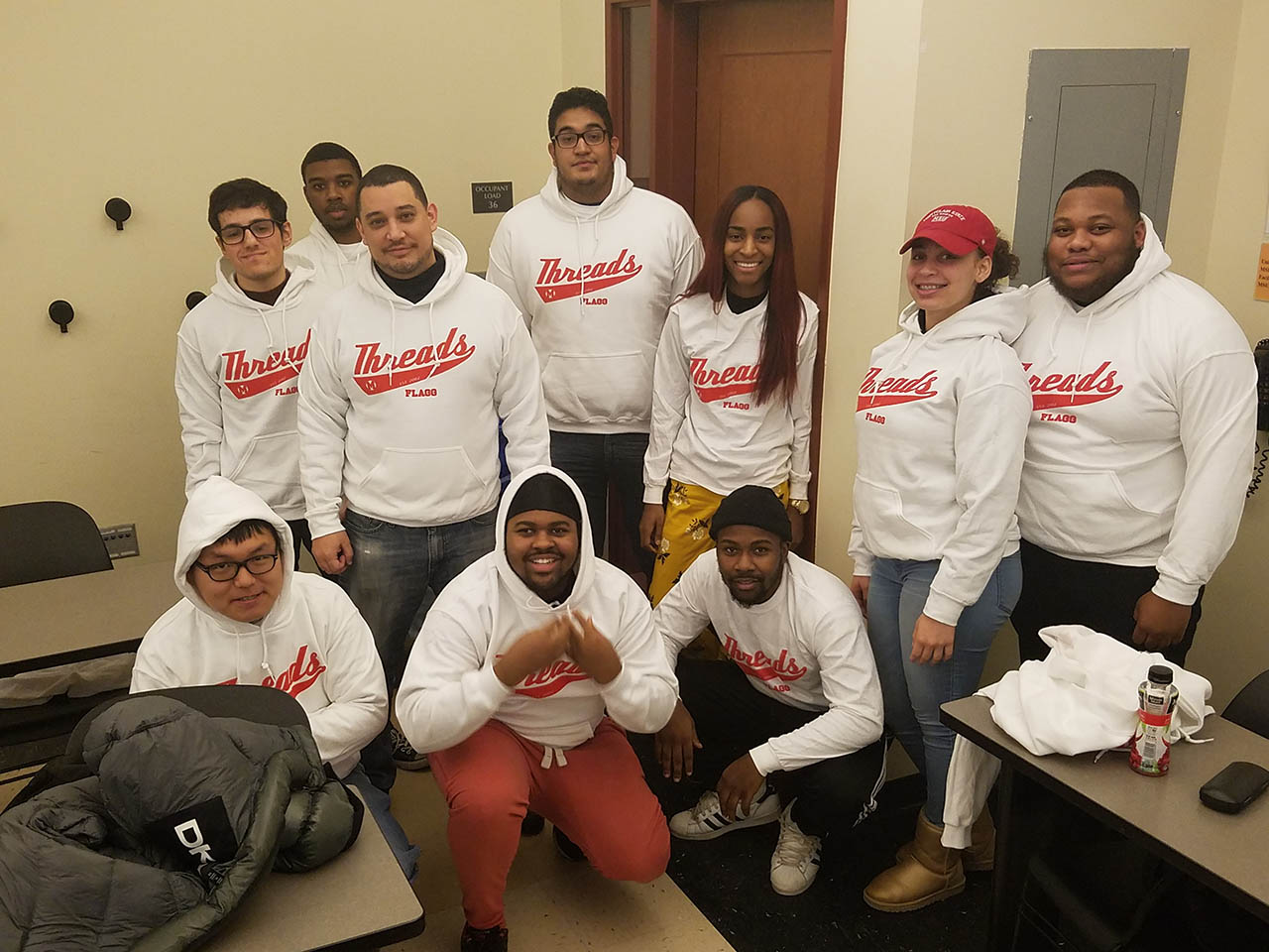 Mentor Cohort 2018, Montclair State University