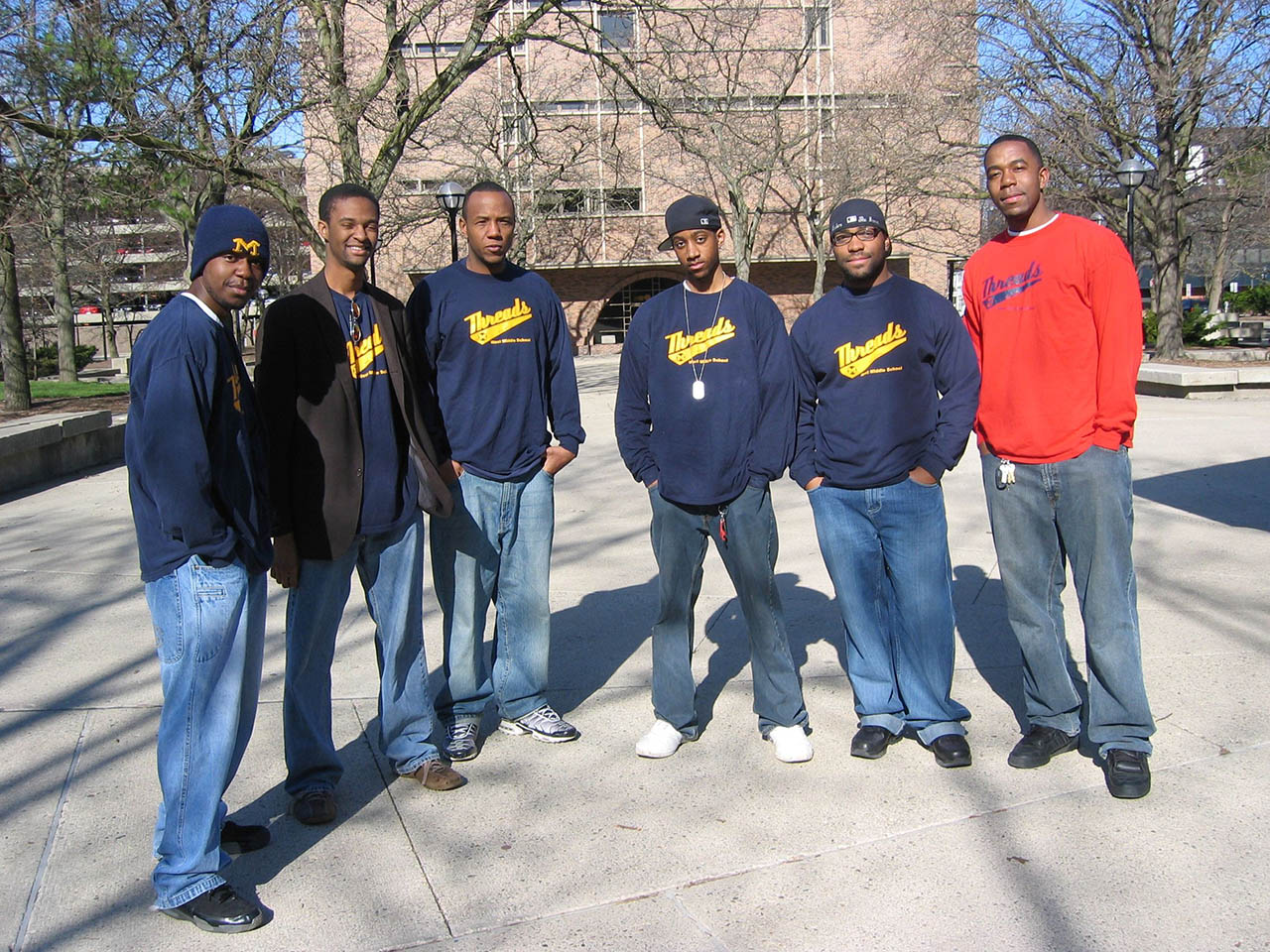 Mentor Cohort 2008, University of Michigan